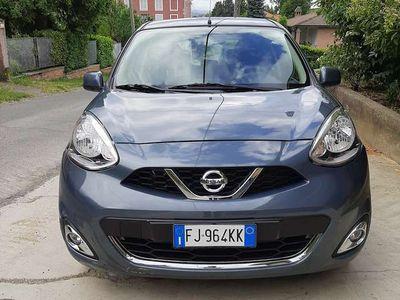 usata Nissan Micra 1.2 12V 5 porte Acenta