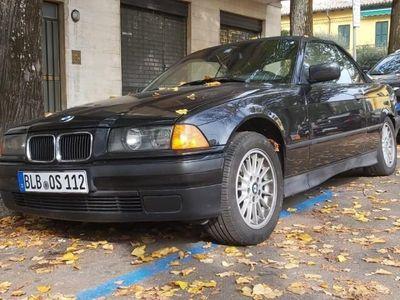 usata BMW 320 Cabriolet Serie 3 (E36) 24V cat Europa
