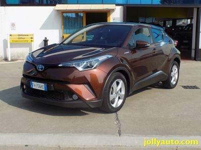 begagnad Toyota C-HR 1.8 Hybrid CVT Aziendale - Navigatore
