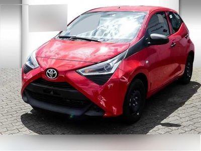usata Toyota Aygo 1.0 X 5trg Business-pkt.