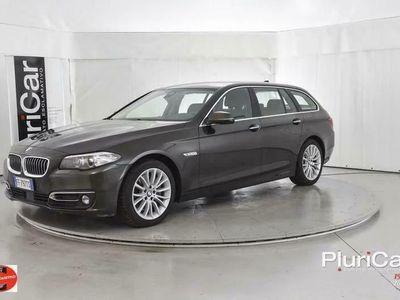 """usata BMW 530 Serie 5 Touring d xDrive 258cv Touring auto Luxury EURO6 18"""""""