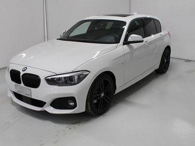 usado BMW 116 Serie 1 (F20) d 5p. Msport