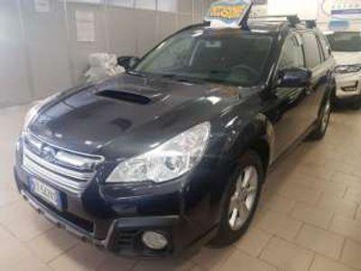 usata Subaru Outback 2.0d cvt trend automatica garantita diesel