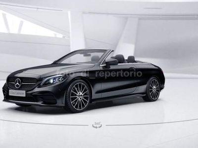 usata Mercedes C220 CLASSE C CABRIOd Auto 4MATIC PREMIUM