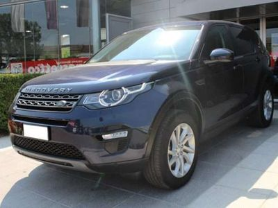 usata Land Rover Discovery Sport 2.0 TD4 150 CV SE usato