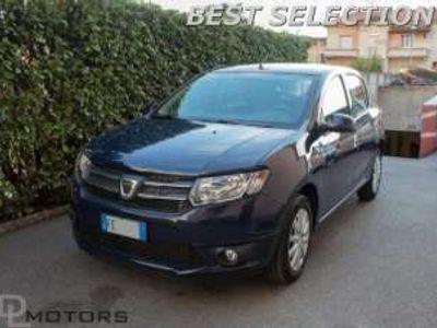 usata Dacia Sandero 1.5 dCi 8V 75CV Start&Stop SS Lauréate Family