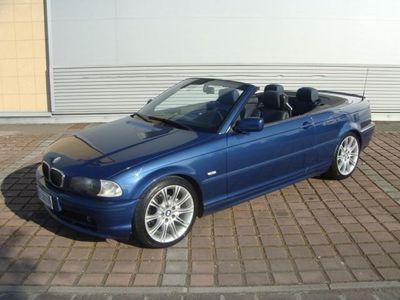usata BMW 318 Cabriolet CI !! IMP. A GPL !!