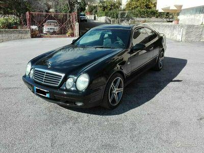 usata Mercedes CLK200 Kompressor 192cv Elegance