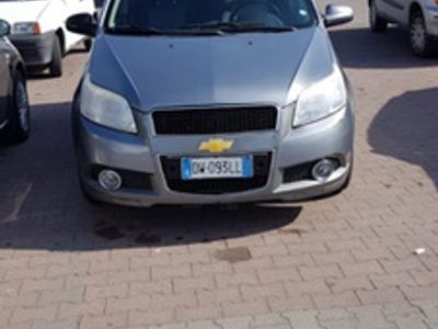 usata Chevrolet Aveo 2009 gpl