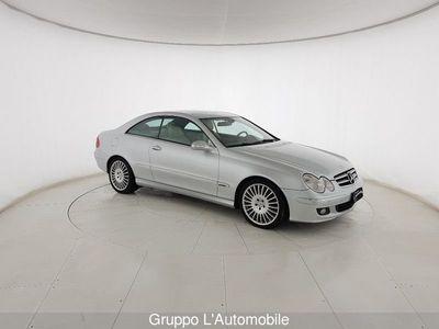 usata Mercedes 320 CLK Coupe - C209cdi V6 Avantgarde