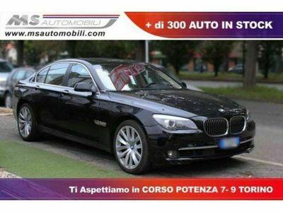 usata BMW 740 d xDrive Eccelsa Tetto Unicoproprietario