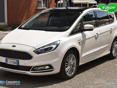 usado Ford S-MAX Vignale 2.0 TDCi 180 CV Start&Stop Powershift 7 posti Vignale