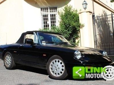 usata Alfa Romeo Spider 2.0i, Perfetta sempre garage, Iscritta ASI
