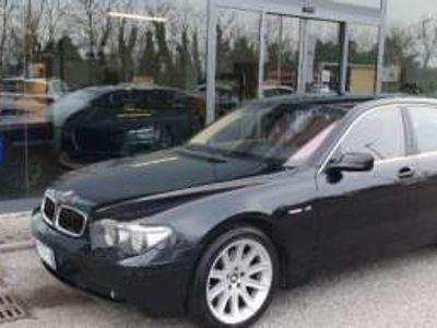 usata BMW 730 d cat Futura
