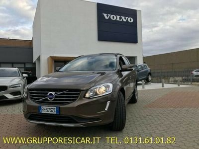 usata Volvo XC60 D3 Geartronic Business Plus KM CERTIFICATI