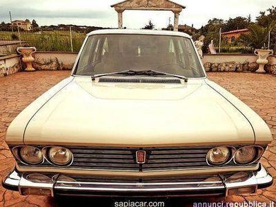 used Fiat 130 1303.2 manuale ultima serie targhe nere Roma