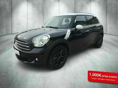 usata Mini Cooper D Countryman COUNTRYMAN 1.6 Business E6