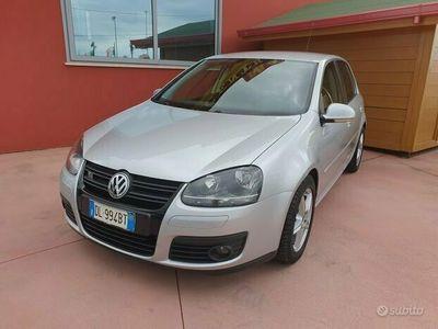 usata VW Golf V 2.0 TDI GT Sport