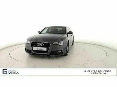 usata Audi A5 Sportback 2.0 TDI 190 CV clean diesel multitronic Business Plus del 2015 usata a Roma