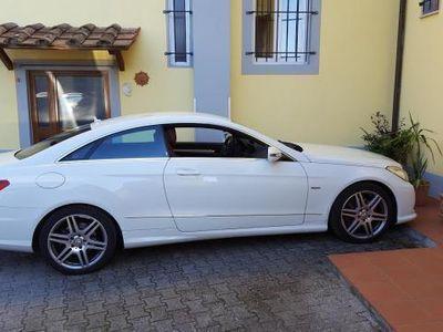 usata Mercedes E350 ClasseCgi Coupé Blueefficiency Executive Usato