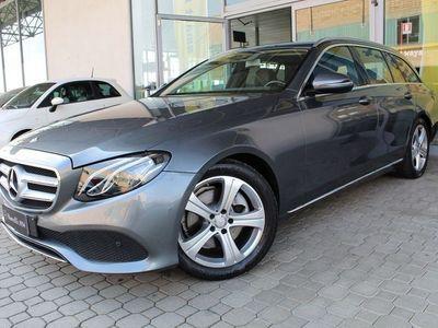 usata Mercedes E220 CLASSE E - S213 SW DieselBusiness Sport auto