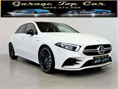 usata Mercedes A35 AMG -Benz A 35 AMG 4M AMG / Notte / LED / MBUX -Benz4M AMG / Notte / LED / MBUX
