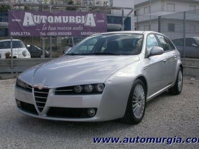 usata Alfa Romeo 159 1.9 JTDm 16V Distinctive