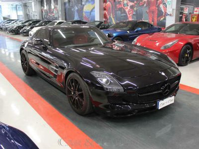 brugt Mercedes SLS AMG Coupé
