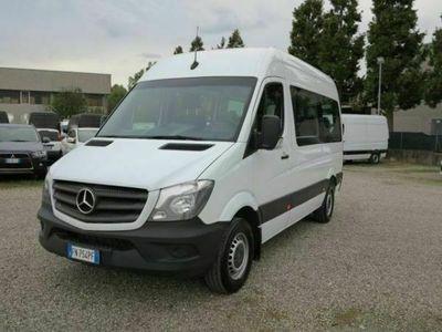 usata Mercedes 190 Kombi 314 CDI trasporto disabili ricon 9 posti