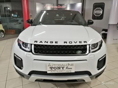 usata Land Rover Range Rover evoque 2.0 Diesel 4x4 FULL N1 Iva Espos