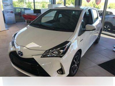 usata Toyota Yaris Hybrid 1.5 Vvt-i Team Deutschland