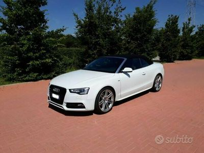 usata Audi A5 Cabriolet 2.0 tfsi 211 cv quattro stronic