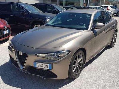 usata Alfa Romeo Giulia Giulia (2016)2.2 Turbodiesel 180 CV AT8 Super Berlina [USATO]