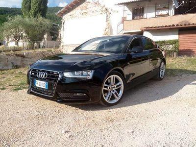 usata Audi A5 SPB 2.0 TDI 136 CV