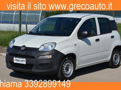 usata Fiat Panda 12 Pop Van 2 posti pochi km 25500 unipro tagliandi