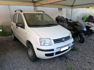 käytetty Fiat Panda 4x4 1.2 active- 2011