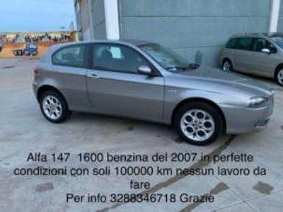 usata Alfa Romeo 147 1.6 16V TS 3 porte Distinctive