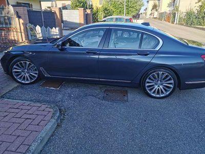 usata BMW 740 Serie 7 (G11/G12) xDrive Eccelsa