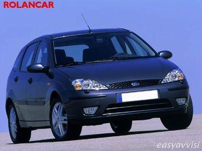 brugt Ford Focus 1.8 TDCi (115CV) cat 5p. Zetec