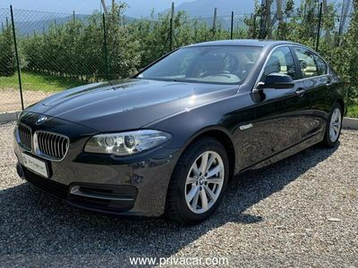 usata BMW 530 F10 Berlina d xdrive Business 249cv auto E6