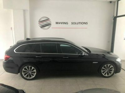 usata BMW 520 D XDRIVE TOURING BUSINESS IVA DETR. UNICO PROP.