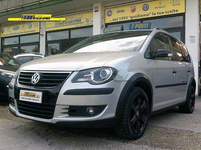gebraucht VW Touran Cross 2.0 140cv Tdi 7 Posti