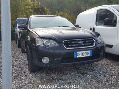 usata Subaru Outback 2ª serie 2.5 16V JTG FY Bi-Fuel