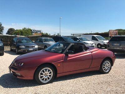 usata Alfa Romeo GTV Spider 1.8 16 v
