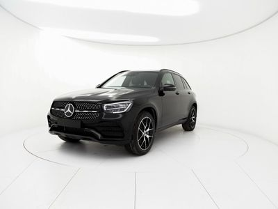 usata Mercedes GLC300 d Premium 4matic auto