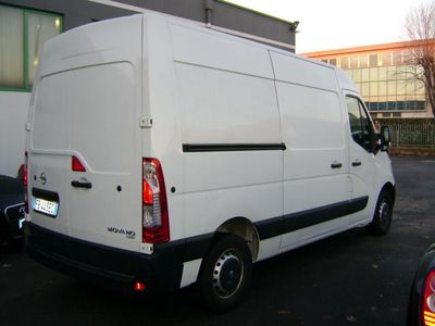 usado Opel Movano 35 2.3 CDTI 125CV PL-TA FWD Furgo