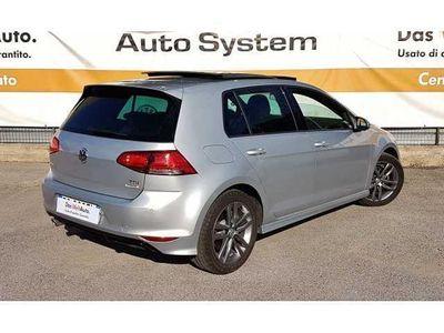 usata VW Golf VII Golf 7ª serie 1.6 TDI 110 CV 5p. Sport Edition