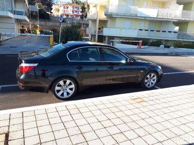 usado BMW 520 D berlina colore nero