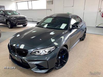 usata BMW M2 dkg 370 hp m-performance