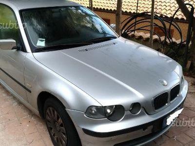 usata BMW 316 Compact full optional unico proprietario